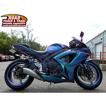 2007 Suzuki GSX-R750 for sale 200621589