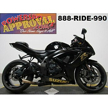 2007 Suzuki GSX-R750 for sale 200642864