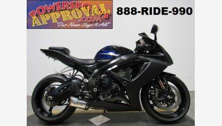 2007 Suzuki GSX-R750 for sale 200691427