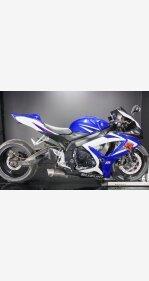 2007 Suzuki GSX-R750 for sale 200693089