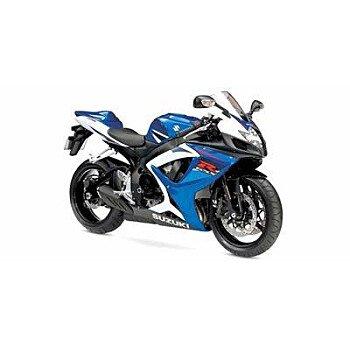 2007 Suzuki GSX-R750 for sale 200844124