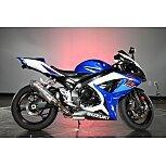 2007 Suzuki GSX-R750 for sale 201155725