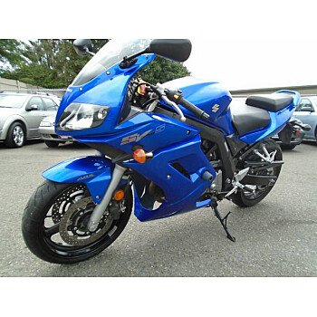 2007 Suzuki SV650 for sale 201156492