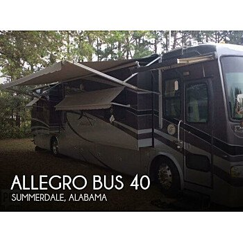 2007 Tiffin Allegro Bus for sale 300187670