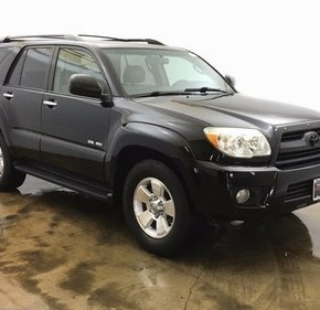 2007 Toyota 4Runner 4WD for sale 101056453