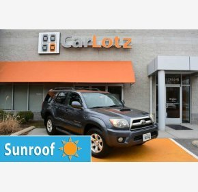 2007 Toyota 4Runner 4WD for sale 101100540