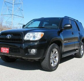 2007 Toyota 4Runner 4WD Limited for sale 101112192