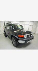 2007 Toyota FJ Cruiser for sale 101013087