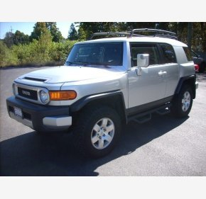 2007 Toyota FJ Cruiser 4WD for sale 101110092