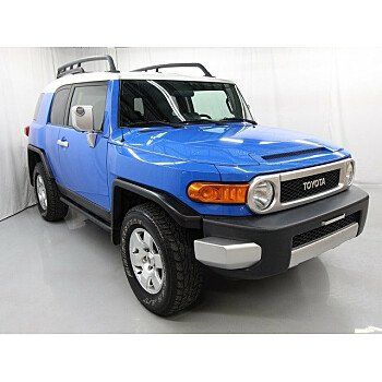 2007 Toyota FJ Cruiser 4WD for sale 101139377