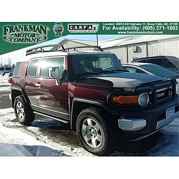 2007 Toyota FJ Cruiser 4WD for sale 101260088