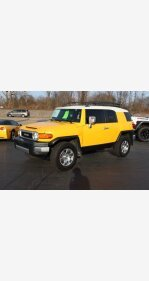 2007 Toyota FJ Cruiser 4WD for sale 101448851