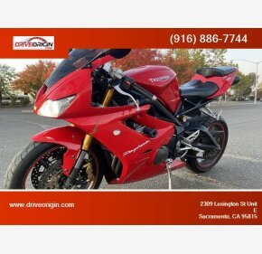 2007 Triumph Daytona 675 for sale 201007093