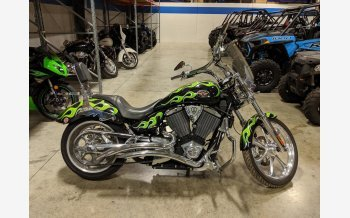 2007 Victory Ness Jackpot for sale 200826533