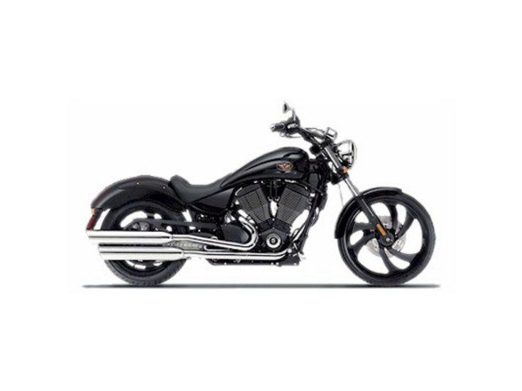 2007 Victory Vegas 8-Ball specifications