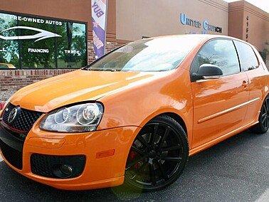 2007 Volkswagen GTI for sale 101407119