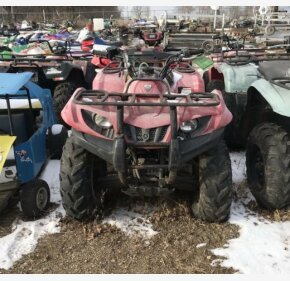 2007 Yamaha Grizzly 350 for sale 200551317