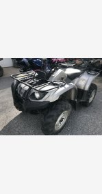 2007 Yamaha Grizzly 450 for sale 200644652