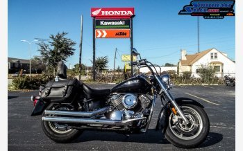2007 Yamaha V Star 1100 for sale 200618205