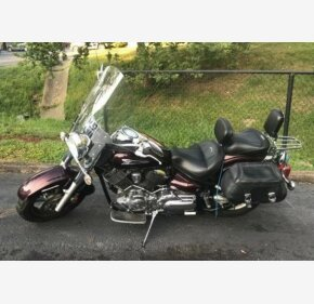 2007 Yamaha V Star 1100 for sale 200612231