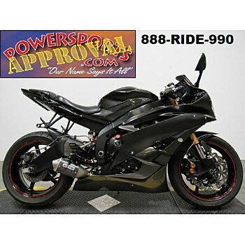 2007 Yamaha YZF-R6 for sale 200592230