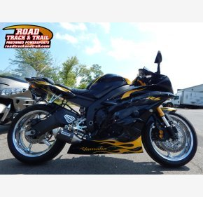2007 Yamaha YZF-R6 for sale 200612913