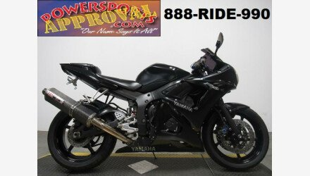 2007 Yamaha YZF-R6 for sale 200710115