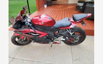 2007 Yamaha YZF-R6 for sale 201121389