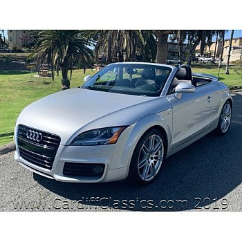 2008 Audi TT 3.2 quattro Roadster for sale 101129314