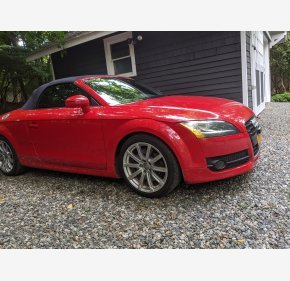 2008 Audi TT 3.2 quattro Roadster for sale 101353246