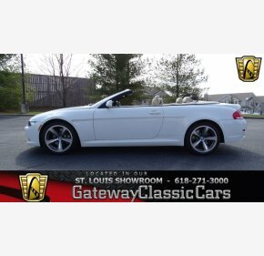 2008 BMW 650i Convertible for sale 100968582