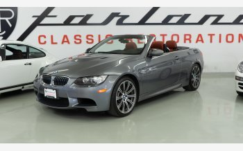 2008 BMW M3 Convertible for sale 101600266
