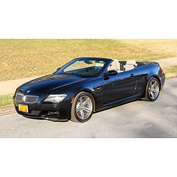 2008 BMW M6 Convertible for sale 101066332
