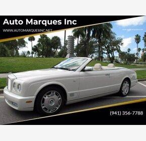 2008 Bentley Azure for sale 101406106