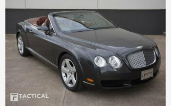 2008 Bentley Continental GTC Convertible for sale 101050512