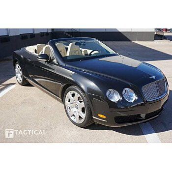 2008 Bentley Continental GTC Convertible for sale 101055984