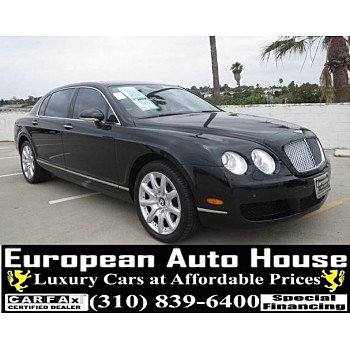 2008 Bentley Continental Flying Spur for sale 101163404