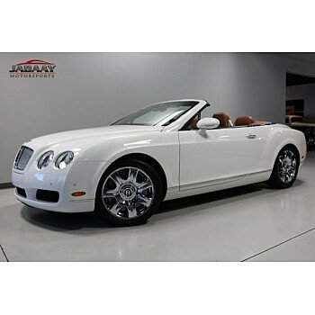 2008 Bentley Continental GTC Convertible for sale 101183022