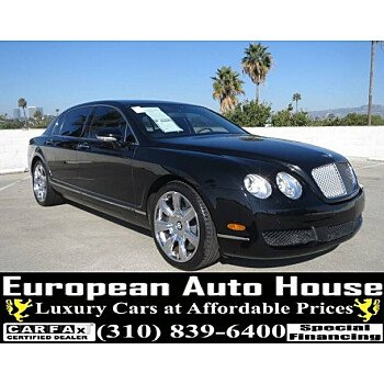 2008 Bentley Continental Flying Spur for sale 101235696