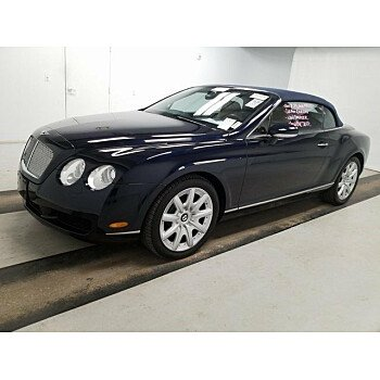 2008 Bentley Continental GTC Convertible for sale 101238289