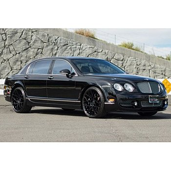 2008 Bentley Continental Flying Spur for sale 101296942