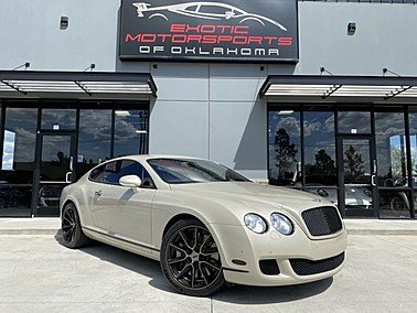 2008 Bentley Continental GT Coupe for sale 101308127