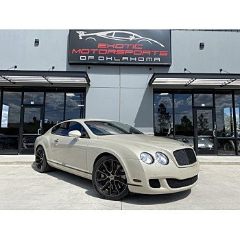 2008 Bentley Continental for sale 101308127
