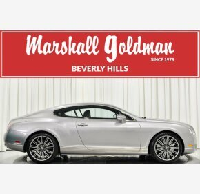 2008 Bentley Continental GT Speed for sale 101387921