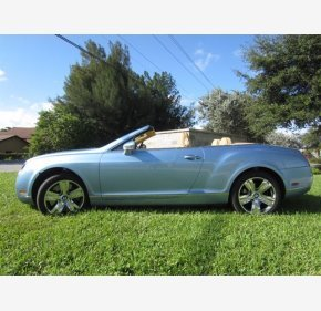 2008 Bentley Continental for sale 101393996