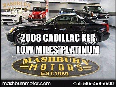 2008 Cadillac XLR for sale 101492808