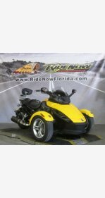 2008 Can-Am Spyder GS for sale 200664097