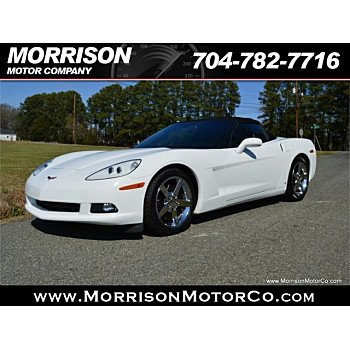 2008 Chevrolet Corvette Convertible for sale 100855778