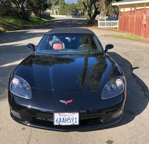 2008 Chevrolet Corvette Convertible for sale 101270919