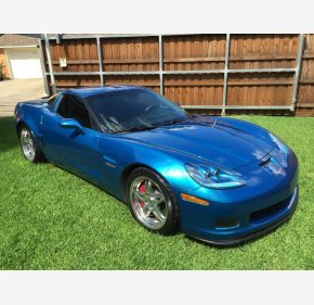 2008 Chevrolet Corvette Z06 Coupe for sale 100770910